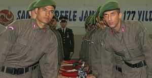 Samsun'da Yemin Töreninde Salon Güvenli Hale Getirildi