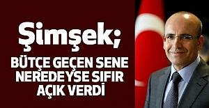 Şimşek; Türkiye'nin en önemli kırılganlık alanı...