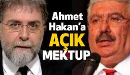 Semih Yalçın'dan Ahmet Hakan'a Açık Mektup!