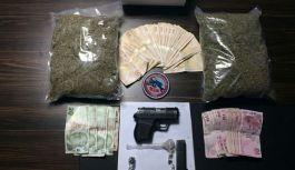 Bursa uyuşturucu operasyonu