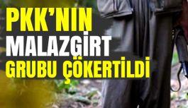 PKK'nın Malazgirt grubu çökertildi