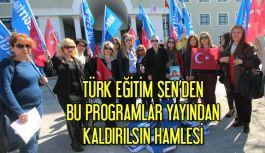 Türk Eğitim-Sen, Evlilik Programının Kaldırılması İçin RTÜK'e Başvurdu