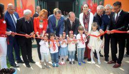Neşe Erberk, bir okul da Edirne'de açtı