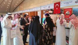 Turki Arabi Travel Samsun Riyad Turizm Fuarında tanıttı