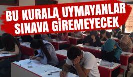 Kamu Personeli Seçme Sınavı'na Gireceklere Uyarı!