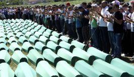 Hollanda'dan Srebrenitsa kararı