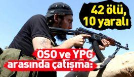 ÖSO ve YPG arasında çatışma