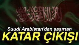 Suudi Bakan Cubeyr'den Katar çıkışı
