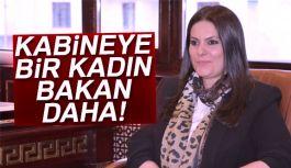 Kabineye 2. Kadın Bakan: Çevre ve Şehircilik Bakanı...