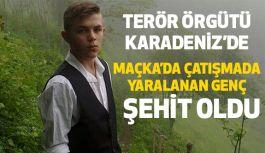 Çatışmada Yaralanan 16 yaşındaki Genç şehit oldu