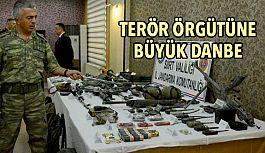 Terör Örgütüne Büyük Darbe