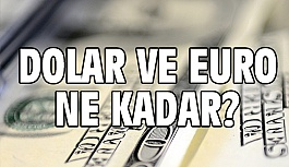 19 Ocak Cuma Bugün Dolar ve Euro He Kadar?