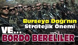Burseya Dağı'nın Stratejik Önemi Nedir? (Bordo Berelilerin Gücü?)