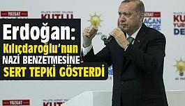 Erdoğan Yozgat'ta Konuştu