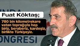 Fuat Köktaş Adana'da İmamoğlu ve Yüreğir İlçe kongrelerine katıldı