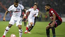 Gençlerbirliği: 0 - Beşiktaş: 1