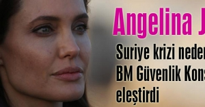 Angelina Jolie,  yaşanan kutuplaşmayı eleştirdi