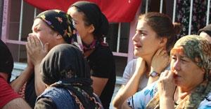 Astsubay Yavuz'un cenazesi babaevine götürülerek helallik alındı