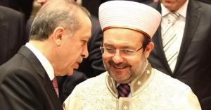 Cumhurbaşkanı Erdoğan: Görmeze makam aracı tahsis ettik