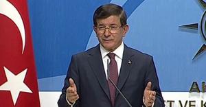 Davutoğlu: Erken seçim güçlü ihtimal