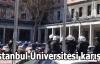 İstanbul Üniversitesi karıştı