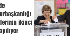 KKTC#039;de seçimlerinin ikinci turu yapılıyor