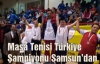 bspan style=color:#ff0000Masa Tenisi Türkiye Şampiyonu Samsundan/span/b