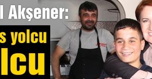 Meral Akşener: Abbas Yolcu Yolcu!!!