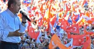 MHP'den Erdoğan'a Rest!
