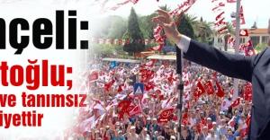 MHP Lideri Aydın'da Konuştu