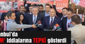 MHP'lilerden soykırım iddiasına tepki