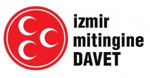 MHP'nin izmir miting programı belli oldu
