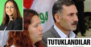 Özerlik isteyen 3 Belediye Başkanı tutuklandı