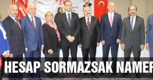 Samsun MHP İl Başkanı Süslü: Hesabını teker teker sormazsak namerdiz