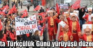 Sivas'ta Muhteşem 3 Mayıs Türkçüler günü...