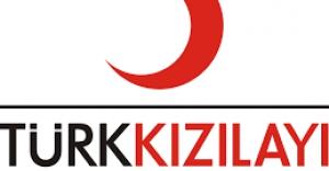 Türk Kızılay'ı broşür dağıtmakta zorlandı