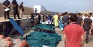 111 kaçak göçmen hayatını kaybetti