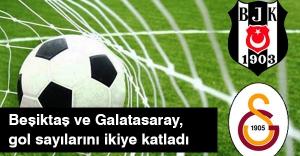 23 puanla Beşiktaş ligin zirvesinde bulunuyor.