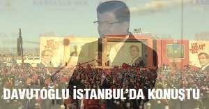 Davutoğlu: Hükümete yolsuzluk iftirası atıldı