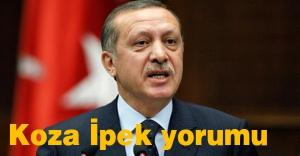 Erdoğan'dan İpek-Koza'ya Kayyum Atanması Yorumu