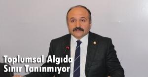 Erhan Usta: Toplumsal Algıda Sınır Tanınmıyor