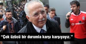 İhsanoğlu: Türkiye'nin Demokrasiye Dönmesi Lazım