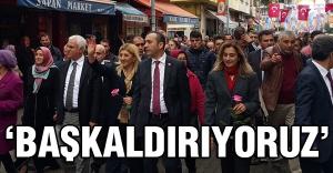Koray Aydın: Bu Baskı ve Dikta Rejimine Trabzon'dan Başkaldırıyoruz!