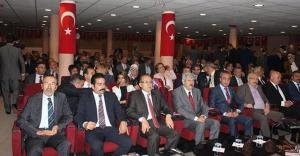 MHP adayları ANKESOB toplantısına katıldı