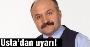 MHP'li Erhan Usta, tetikçilik yapan bürokratları uyardı!