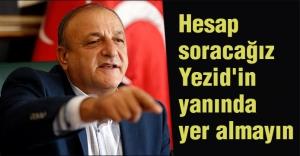 MHP'li Vural: Ey hakim sen bu isimleri kimden aldın?