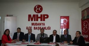 MHP'li Er'den belediyelere deprem uyarısı