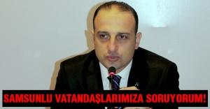 Samsun İl Başkanı Süslü: AKP, MHP ile koalisyon kurmaktan kaçmıştır