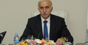 Samsun Valisi, müteşebbis heyeti toplantısına Başkanlık yaptı
