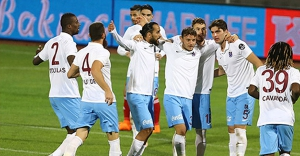 Trabzonspor, konuk olduğu Medicana Sivasspor'u 2 - 0 mağlup  etti